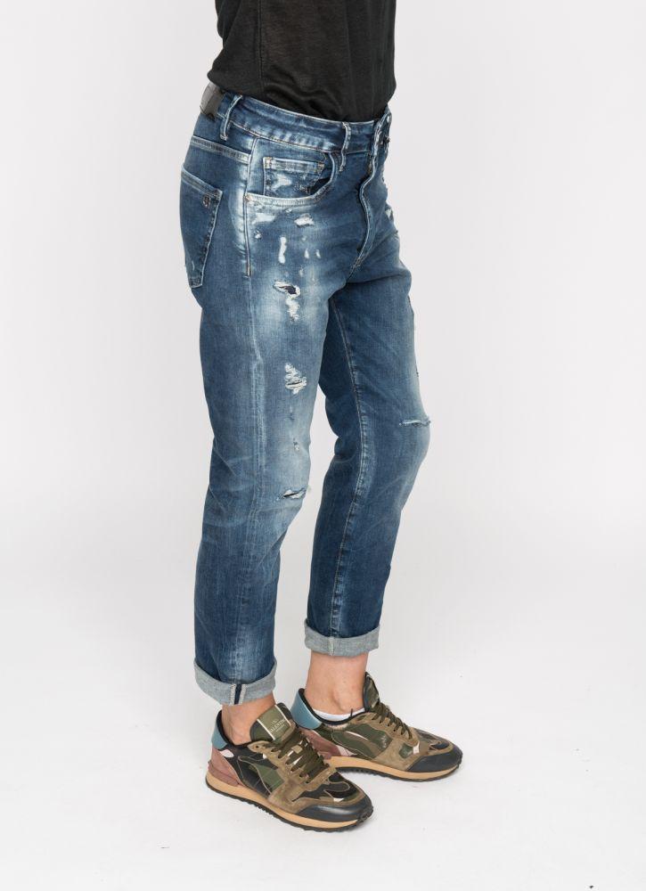 Leona ladies jeans boyfrien fit