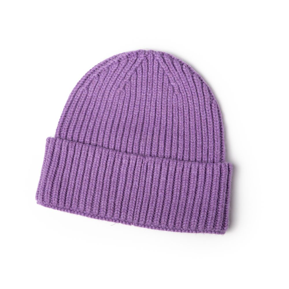 Mütze Mika amethyst