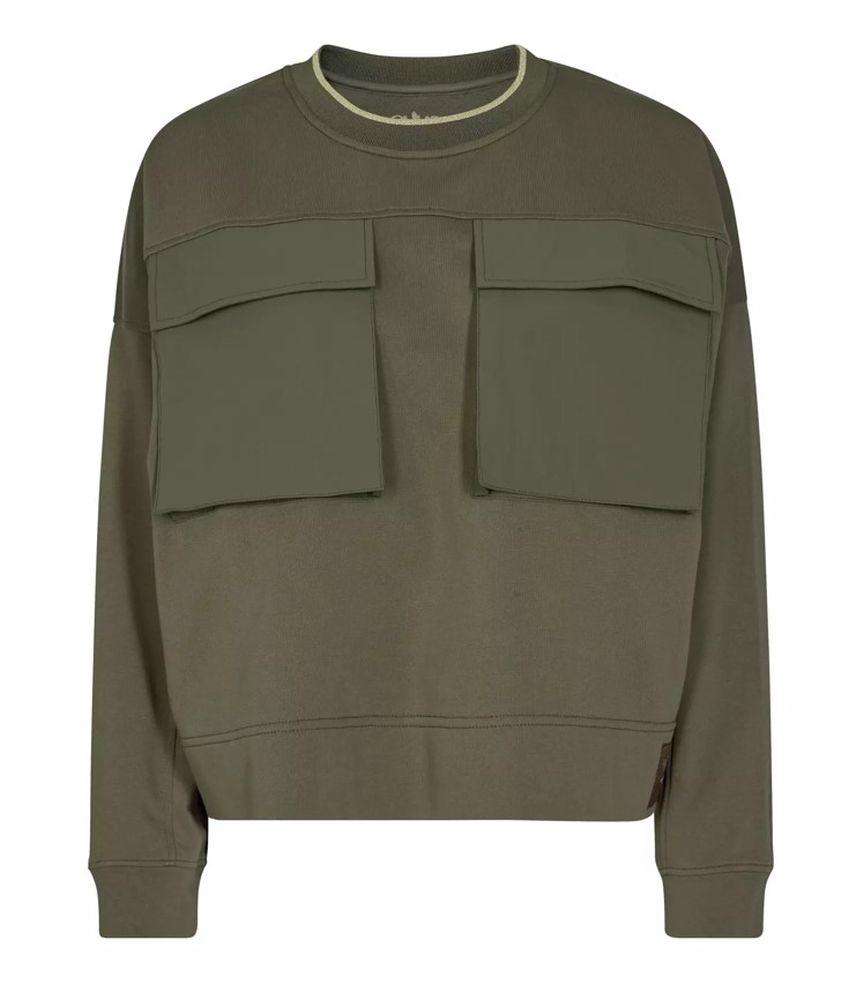 Ulrica Pocket Sweatshirt