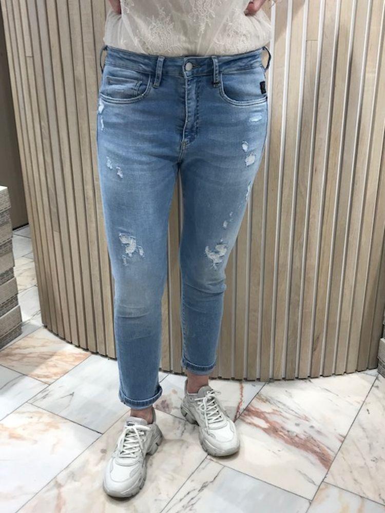 Leona ladies jeans boyfriend fit