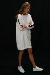 Velvet Iconic Oversize Hoodie Dress