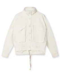 short jacket fleece