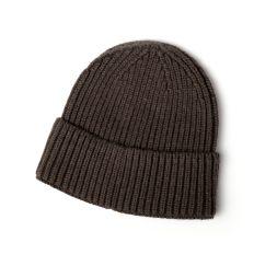 Mütze Mika fog brown