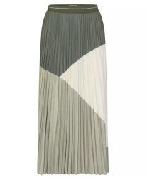 Morella Plisse Skirt