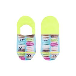 Footies Xpooos macarons invisible