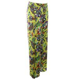 Trousers Zoe Retro Flowers