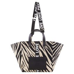 Tiger Love Piece Shopper